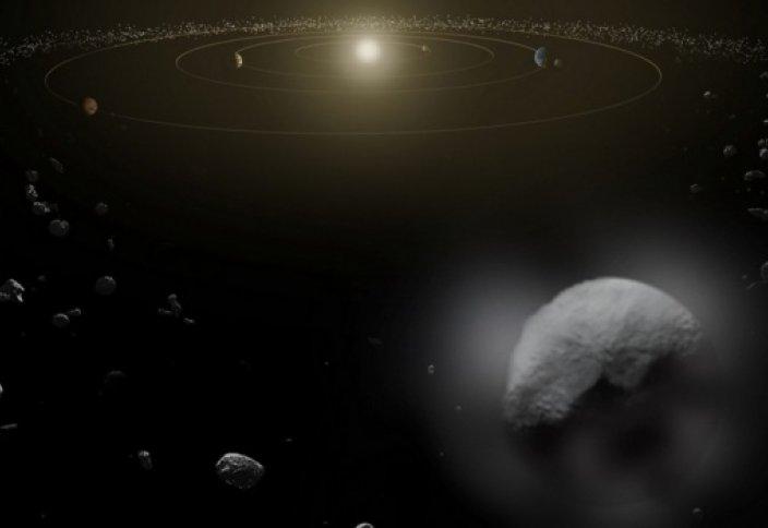 1000-метрлік астероид Жердің жанынан сағатына 60 000 шақырым қашықтықта ұшып өтеді