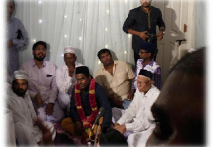 Известный индийский композитор, принявший ислам, отпраздновал свадьбу
