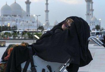 Мусульманка вышла из комы спустя 30 лет
