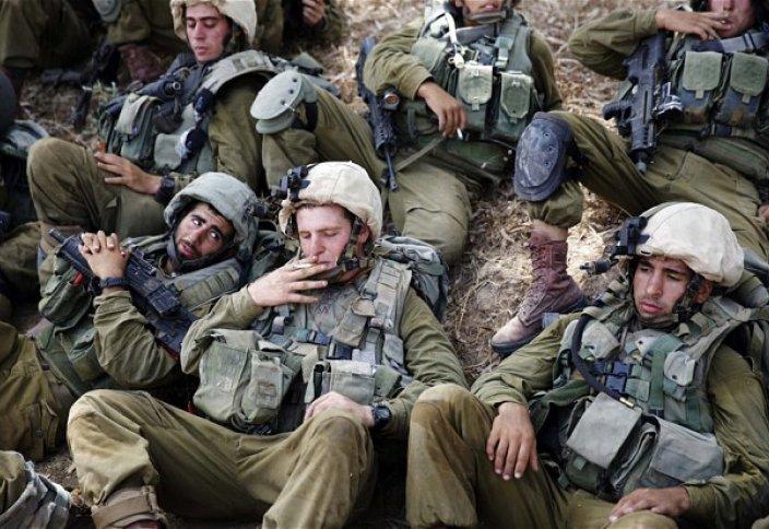 Израил әскерилері Газа секторындағы қылмысын мойындады