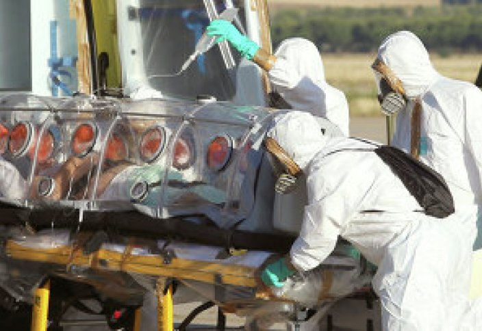 Лихорадка Эбола не остановлена