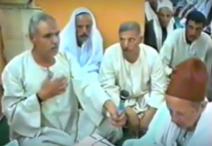 Смерть с именем Аллаха на устах (видео)