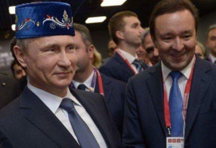 Тюбетейка для Путина