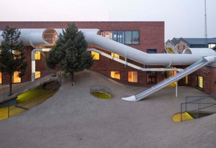 10 крутых детских садов из Китая (фото)