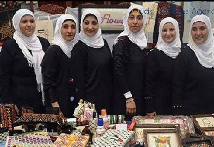 6 сестер из Газы бросили вызов нищете и разрухе