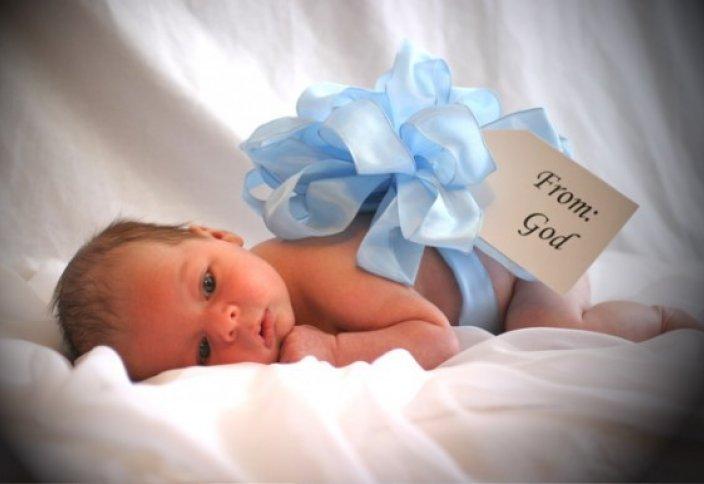 Молитва о рождении ребёнка