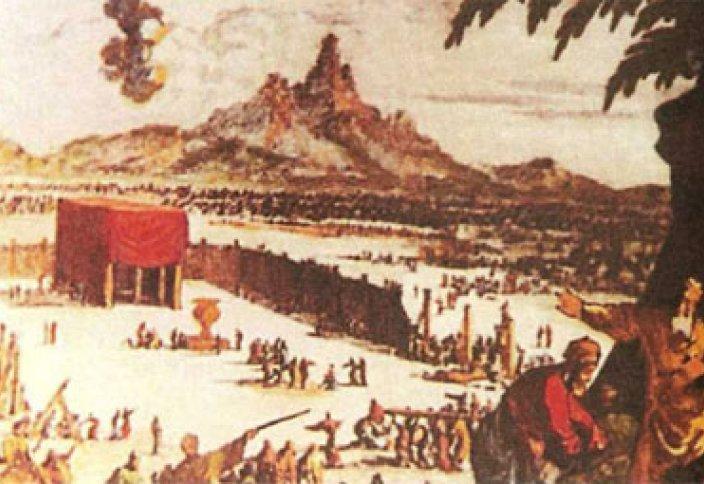 Эфиопия патшасы Нәжаши