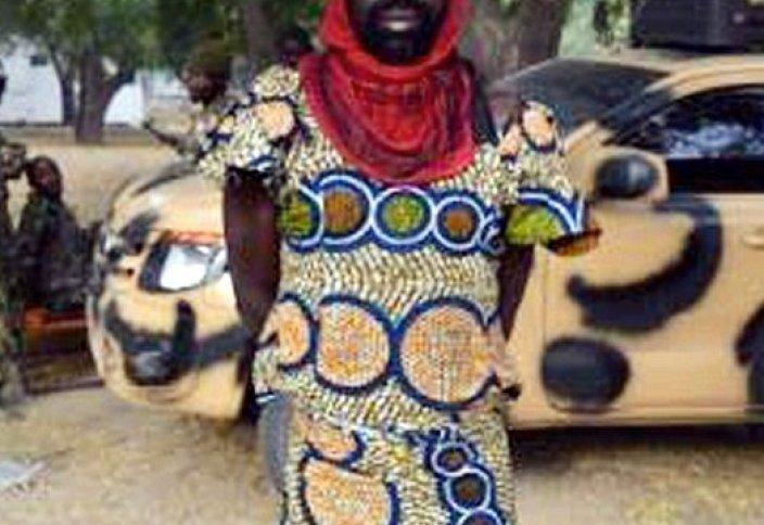 Военные схватили боевиков Боко Харам, которые пытались скрыться с помощью маскировки