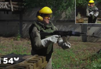 Разные: АК-74М испытали на долговечность при непрерывной стрельбе (видео)