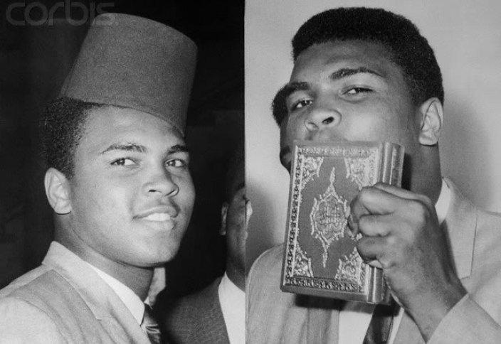 Почему Мухаммед Али принял ислам?