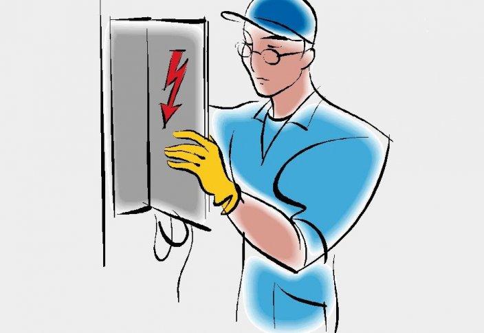 Не запрещает ли шариат работать электриком в банке?