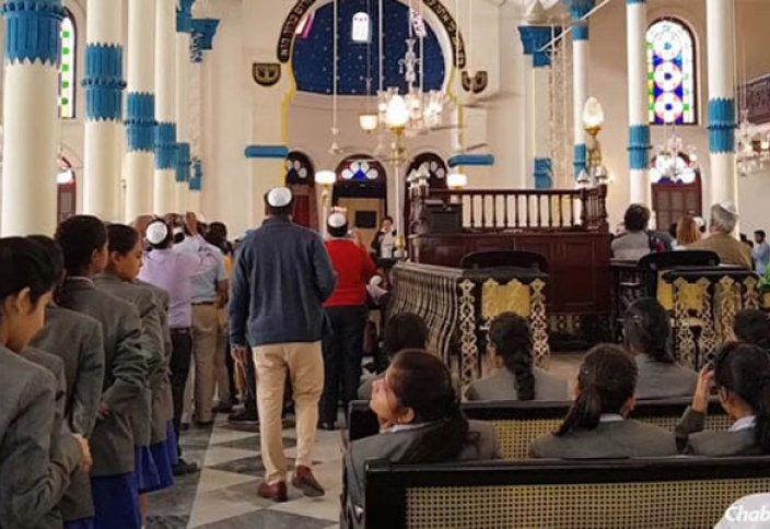 Мұсылмандар бір жарым ғасыр бойы синагогқа қамқор болып келеді