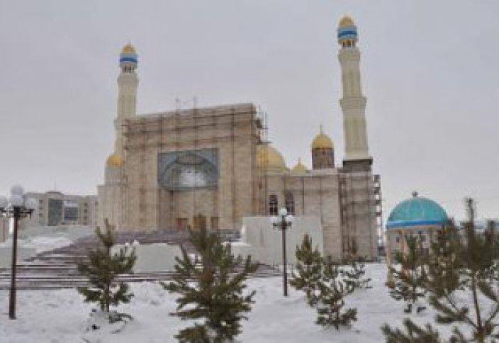 Новая мечеть в скором будущем откроется в Кокшетау