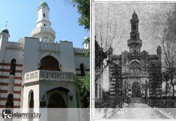 А вы знали, что в Китае есть мечеть, построенная в честь 1000-летия принятия ислама булгарами?