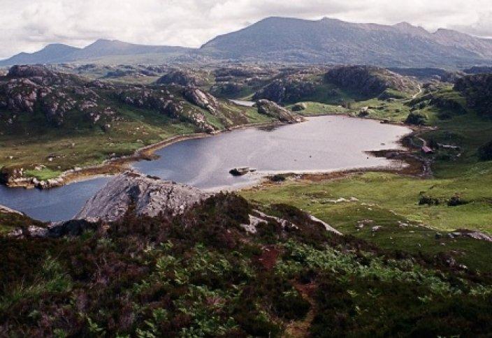 Природа Хайлендс. (Шотландия).