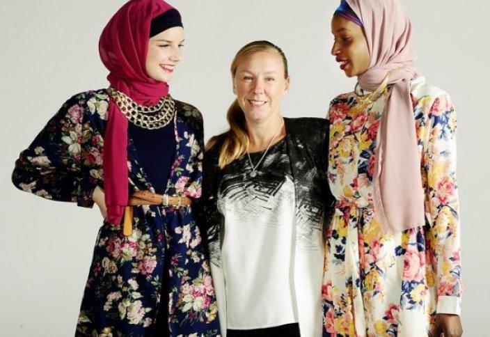 Хиджаб поднялся на подиумы Австралии