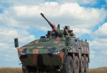 Казахстанский броневик успешно прошёл войсковые испытания