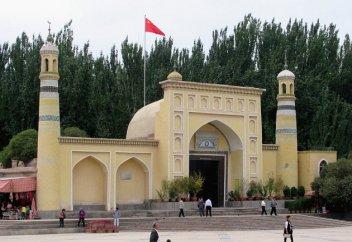 Разные: Китайский режим запрещает уйгурам младше 65 лет совершать намаз
