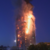 Десятки жильцов сгоревшей высотки в Лондоне спаслись благодаря Рамадану