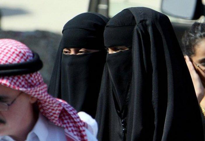 Женщины Саудовской Аравии предпочитают не работать