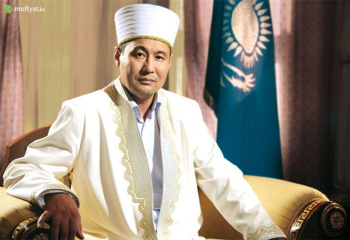 РАМАДАН: Поздравление казахстанцев Верховным муфтием Ержаном хаджи Малгажыулы