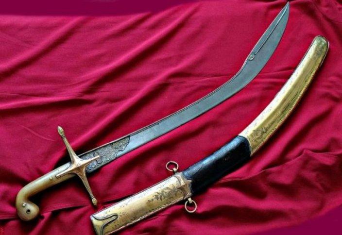 Кылыч – тюркская сабля, взятая на вооружение европейскими армиями (фото)