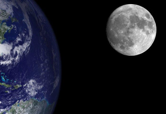 Луна увеличивает продолжительность земного дня – ученые