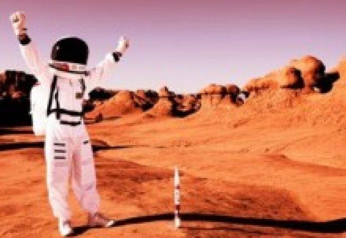 Түрік ғалымдары Марста тұрғызылуы мүмкін қаланың жобасын сызды