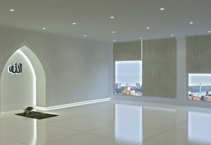 Интерьер мечети как образец для офисного пространства (фото)