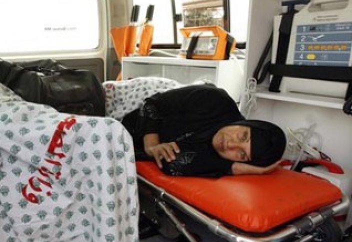 Газа тұрғындарына ауруға болмайды