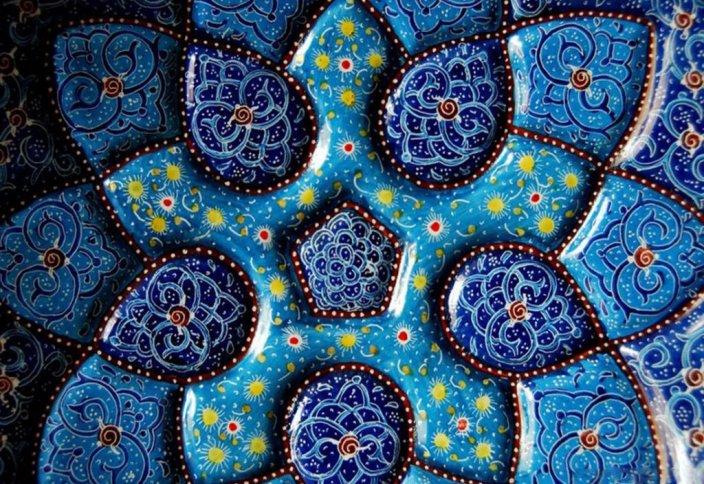Минакари – иранское искусство, которому 5000 лет (фото)