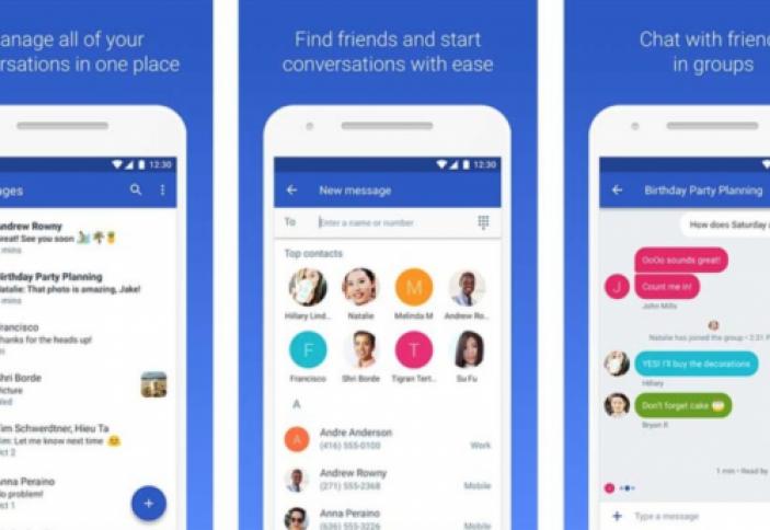 Google әмбебап мессенджер жасайды