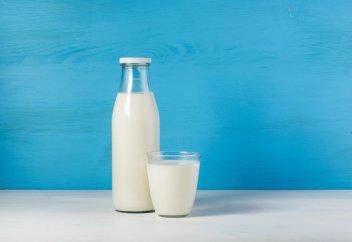 Начнут ли лечить депрессию обезжиренным молоком?