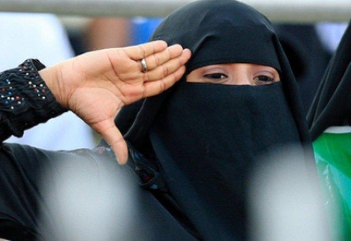 Саудия әскерінде тұңғыш рет әйелдер бөлімшесі ашылды