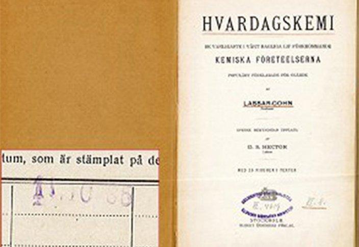 Финляндиялық қария әкесінің 80 жыл бұрын алған кітабын кітапханаға қайтарды