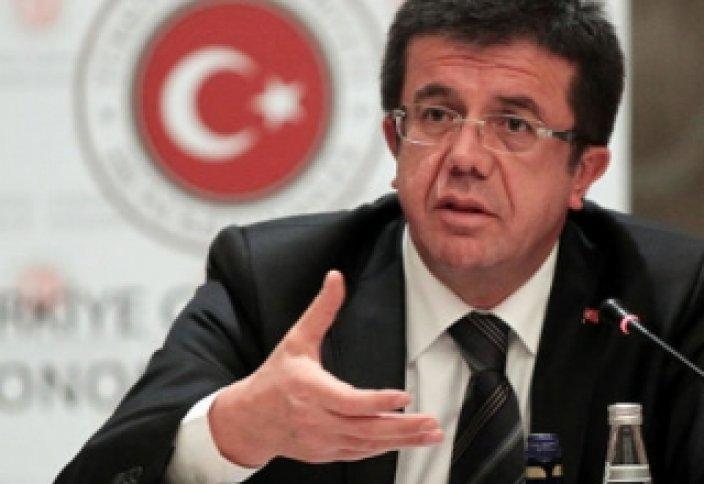 Түркияның экономика министрі израилдік фирмаларға байкот жариялады