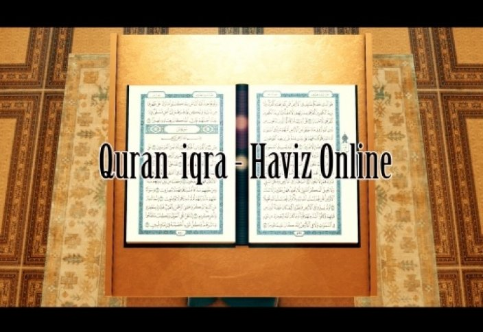 Quran iqra - Haviz online программа   Trailer [2K] ru