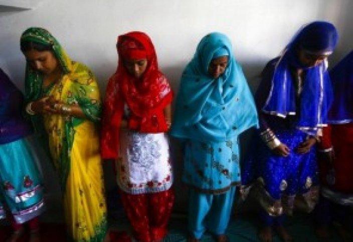 Мусульманки Непала бросили вызов социальному табу