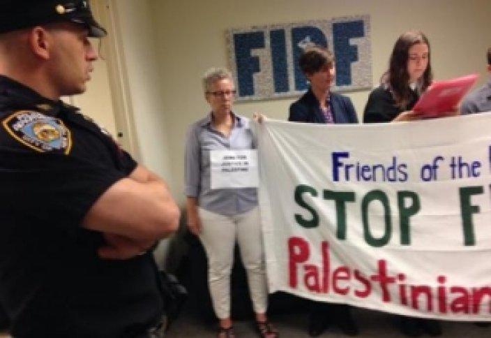 Нью-Йоркте Израиль басқыншылығына қарсы жөйттер тұтқындалды