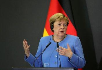 Разные: Исламизацию Берлина назвали «наследием Меркель»