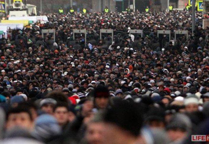 В свете последних событий Москва опасается митингов