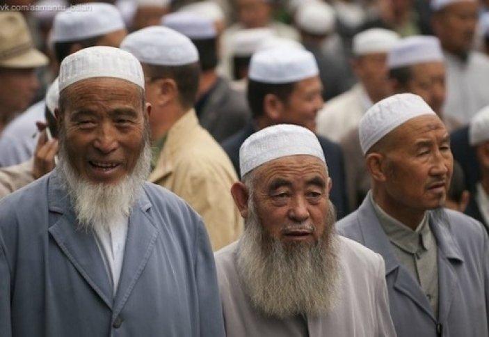 Ислам дінін қабылдаған қытайлық