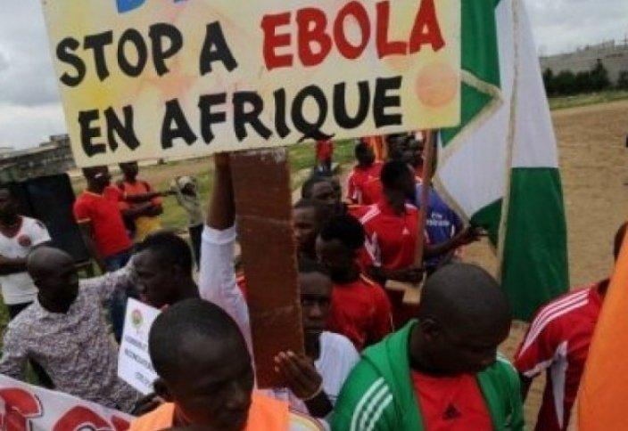 Эбола безгегінен опат болғандар саны 8 мыңнан асты