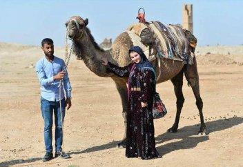 Бразильская девушка пролетела полмира, чтобы принять ислам в Турции. ФОТО
