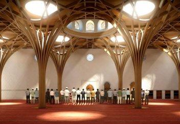 Юсуф Ислам о первой «зеленой мечети» Европы