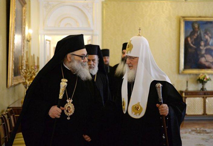 Патриархи обсудили проблему ИГИЛ