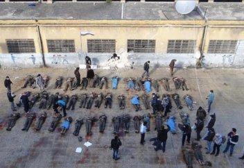 Сириядағы азаптау фактісінен қанша адам қаза тапты?