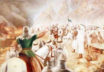 Герой Ухуда – Абу Дуджана (да будет доволен им Аллах)
