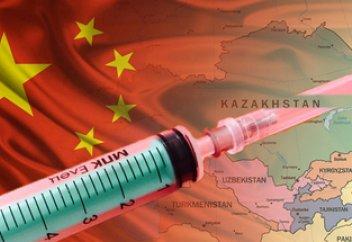 """Китай подсадил Центральную Азию на """"финансовую иглу"""""""