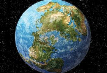 Бір үлкен құрлық: Жер шары 250 миллион жылдан соң қалай көрінеді (видео)